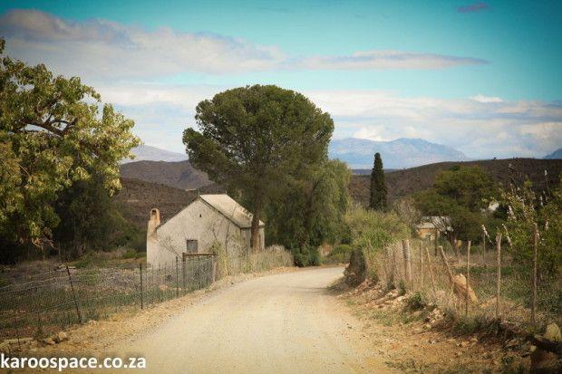 Vanwyksdorp, Western Cape - Karoo Space