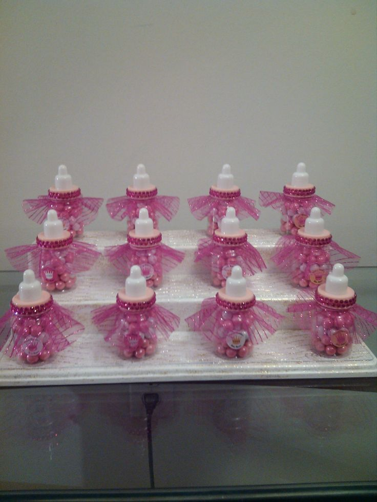 baby bottle favors what u say tutu cute angelica 39 s baby shower