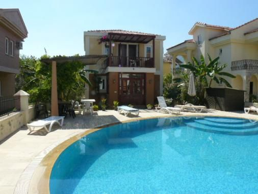 Villa Marshall - 3 bedroom villa with private pool. Available for holiday rental.