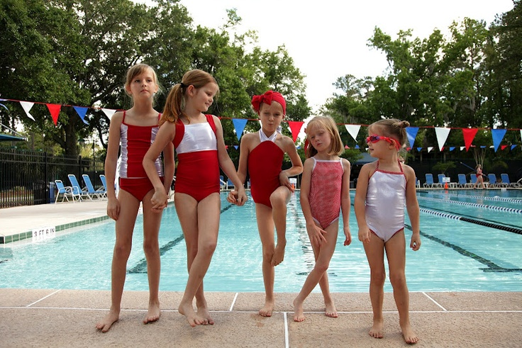 some of the cutest swimsuits ever!