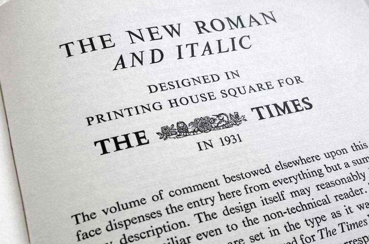 Times New Roman Font Download Free