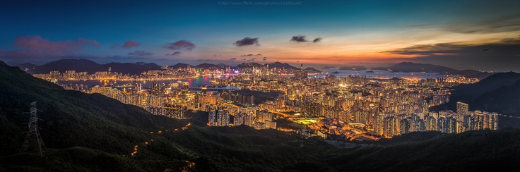 HONG KONG - by Coolbiere. A.