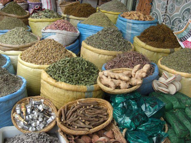 Marokkaanse kruiden