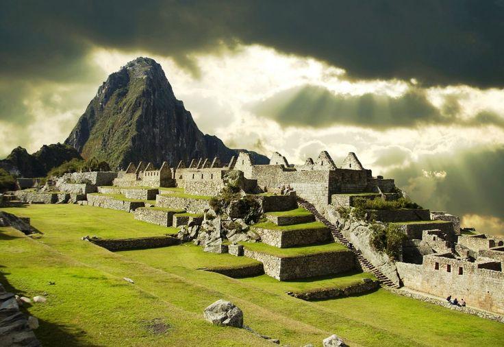 Mytiske og eventyrlige Machu Picchu