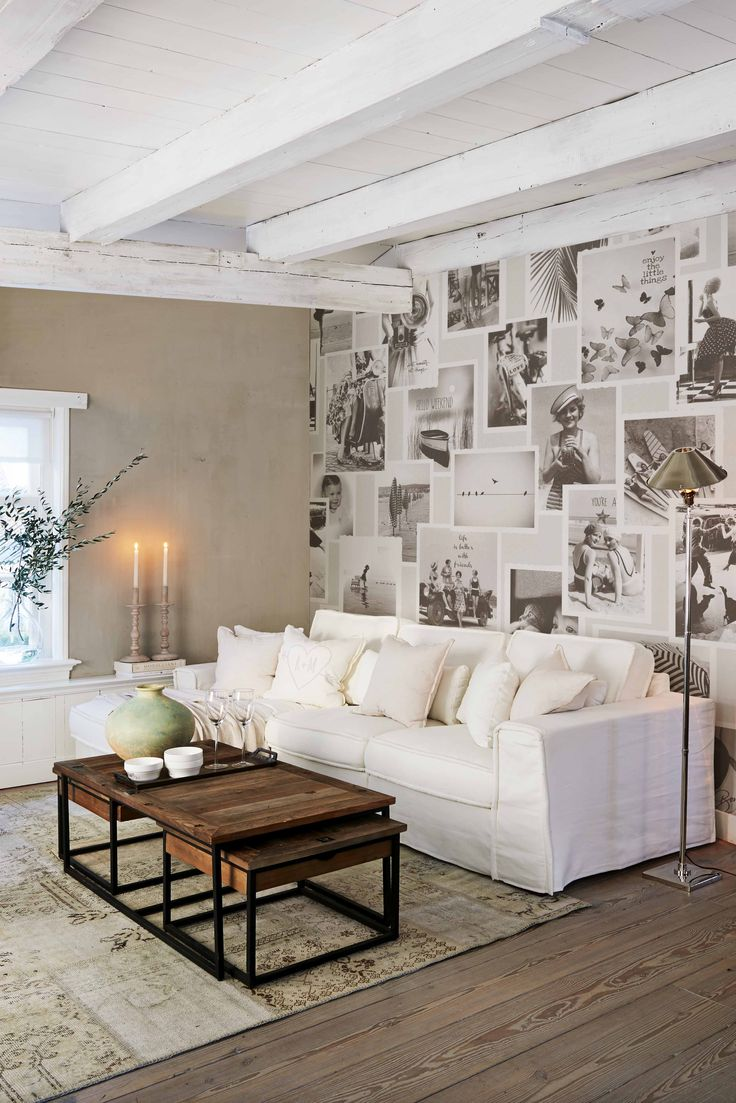 Fotobehang / Digital Wallpaper collection Rivièra Maison 2016 - BN Wallcoverings Nu bij ons verkrijgbaar: www.biggelaarverfenwand.nl