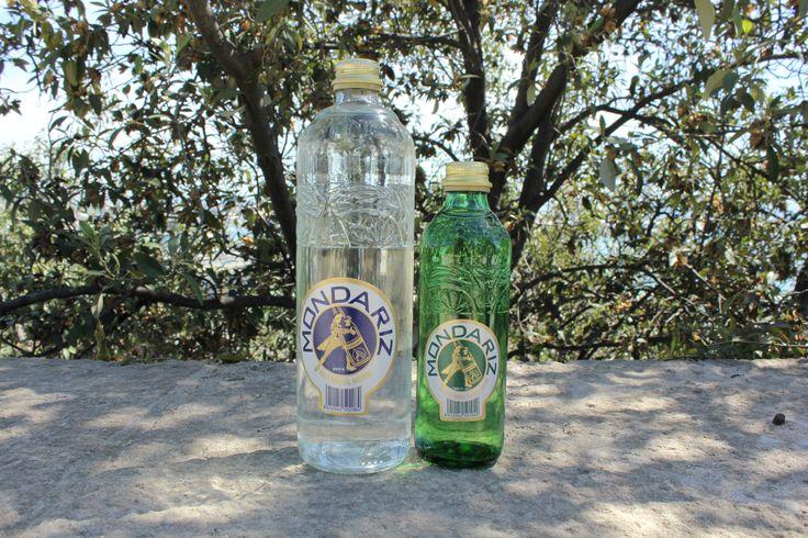 Con o sin gas, agua mineral Mondariz