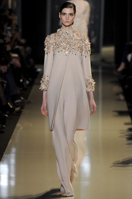 Elie Saab Haute Couture Show Printemps-été 2013