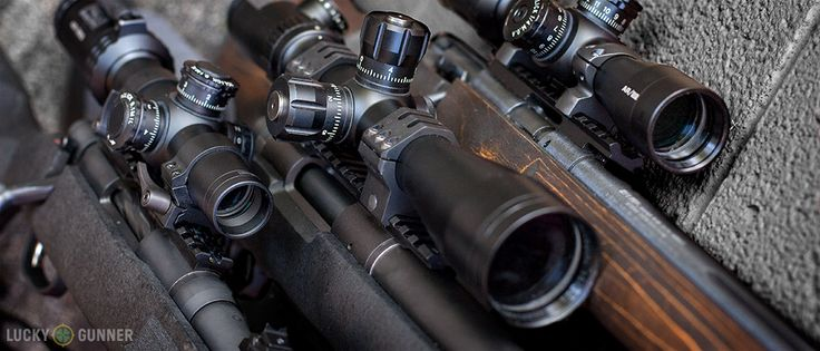 Taking a look at the line-up of Bushnell scopes in a mini-review over at Lucky Gunner Lounge.