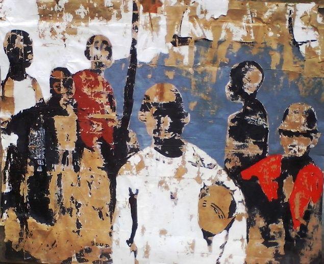 <Em> Le Mendiant </ em>, 2014