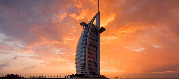 Burj Al Arab - Luxury Hotels in Dubai - Jumeirah