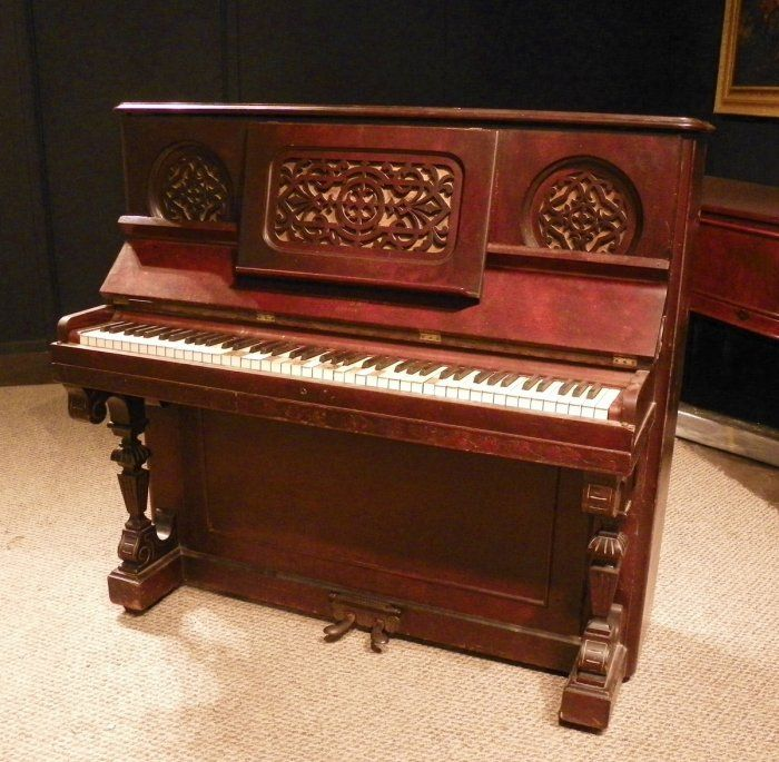 132 best images about old piano on pinterest for Smallest piano size