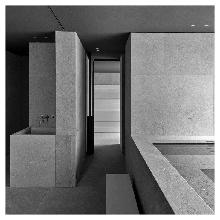 Vincent Van Duysen - Private Residence in Kortrijk [Belgium, 2012]