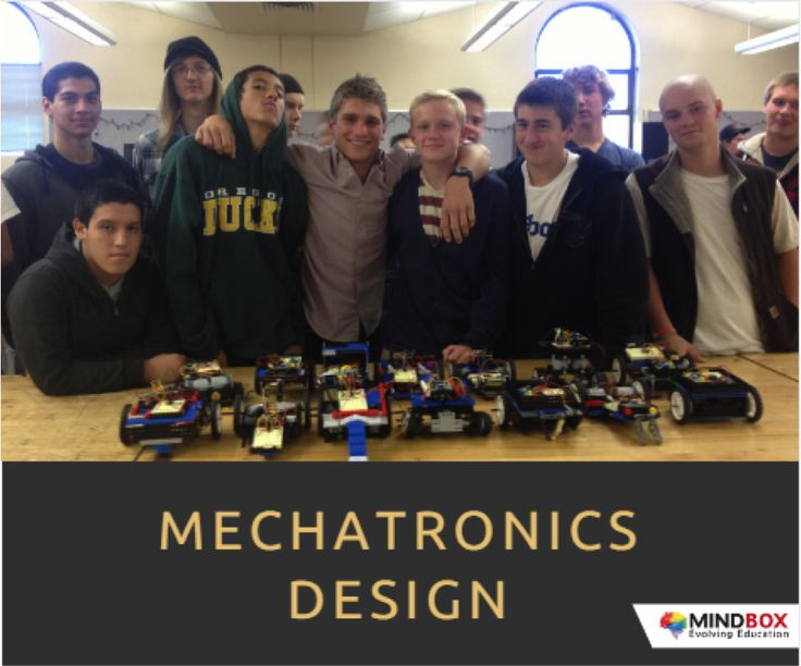 Mechatronics Design- VEX Robotics was developed as a kit & curriculum provider to help students learn the Art of Robotics. The program focuses on exploring real world scenarios where robots are used. This in turn helps students to learn building of robots and control them to understand how Robotics can help them build a better future.