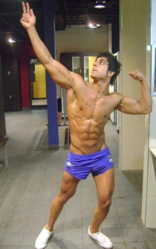 zyzz workout Aziz shavershian, fitness bodies, gym motivation, role models, fitness inspiration, aesthetics, goal, exercises, exercise routines find this pin and more on project zyzz by alexandre barros.