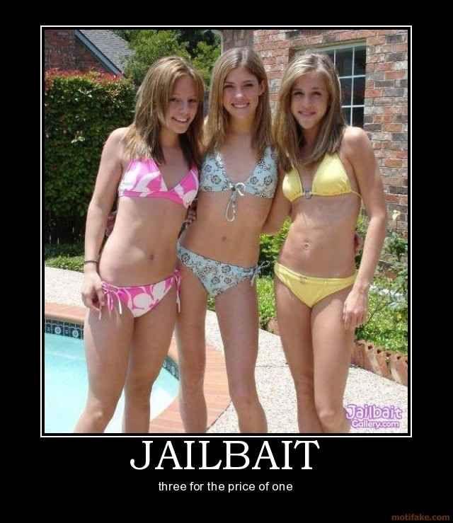 Image result for jailbait bikini