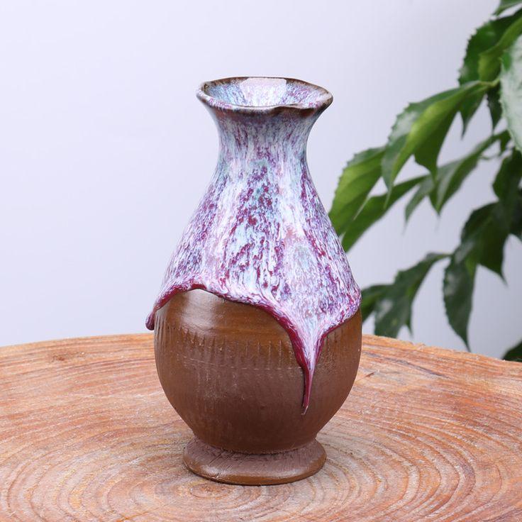 Creative Sagging Design Flower Vase. #floor vase #large vase #bud vase #tall floor vases #decorative vases #glass vases #ceramic vases #large floor vases #home decor