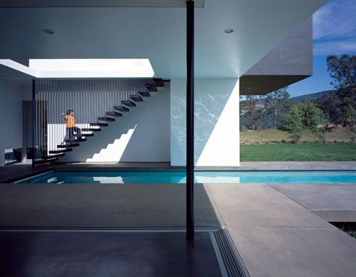 Photography by Julius Shulman.  inspiration for planteahome.com