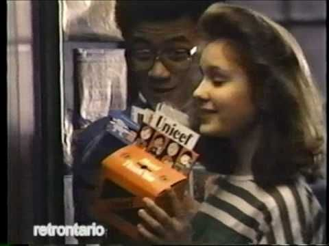 Degrassi Junior High UNICEF PSA 1989