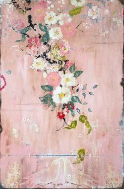 Sheer Wrap - Luminescent Floral Pink 3 by VIDA VIDA zND5K