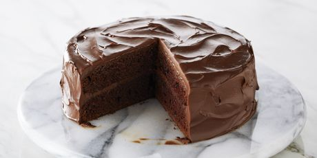 A great recipe; a bit on the fudgey side. Do not over bake! Classic Devil's Food Cake Recipes | Food Network Canada