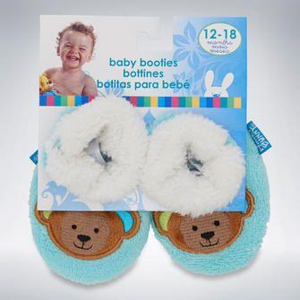 Hunny Bunny Baby Booties