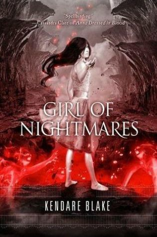 Book Review: Girl of Nighmares by Kendare Blake | A Legacy of Sugar and Tentacles