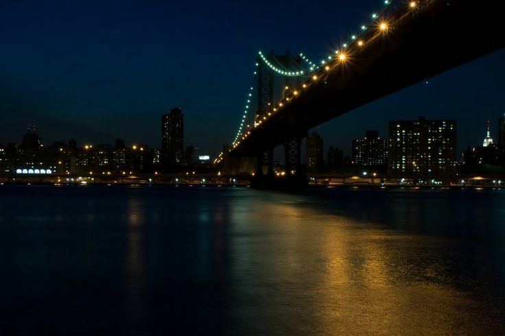 Manhattan Bridge by Karen-Louise Clemmesen on 500px