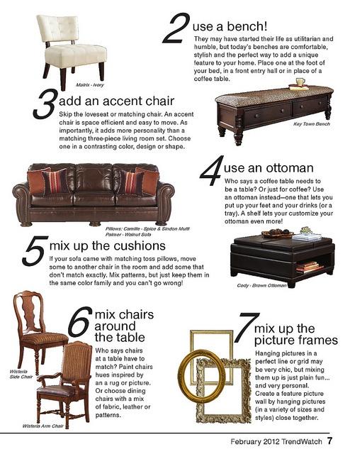 Ashley Furniture HomeStore designer ideas. Great help!