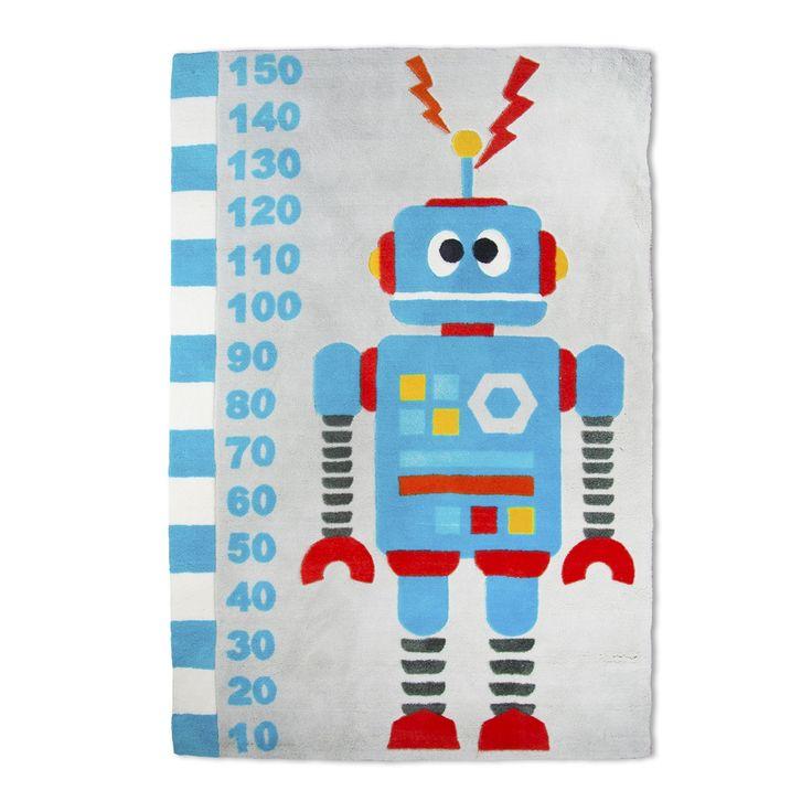 17 meilleures id es propos de chambre d 39 enfants rideaux for Decoration chambre robot