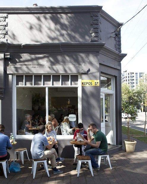 GET TO Kepos Street Kitchen in Redfern