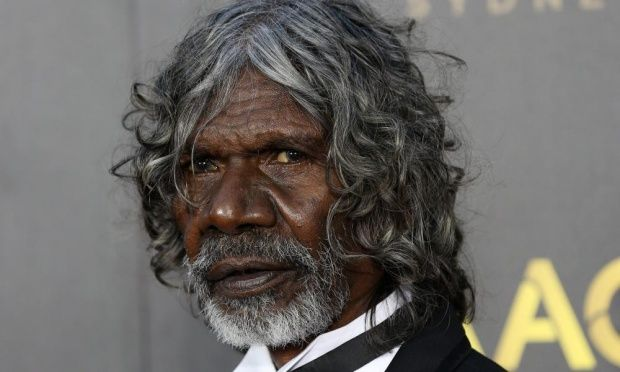 He won! Congrats David on the Best Actor award for your astonishing performance in 'Charlie's Country'. I hope every person living in Oz sees this film ... Heartbreaking and inspiring in equal parts.