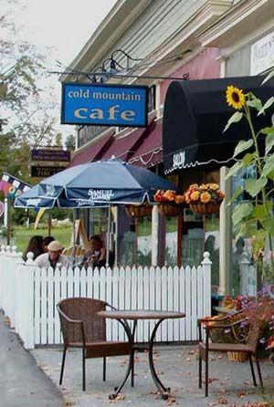 Cold Mountain Cafe Bethlehem Nh Menu