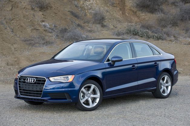 Audi A3 supplies tight, model stealing Honda, Toyota sales #tred