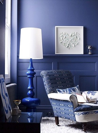 242 Best Images About Interior Design Blue Livingroom Inspiration On Pinterest Cobalt Blue