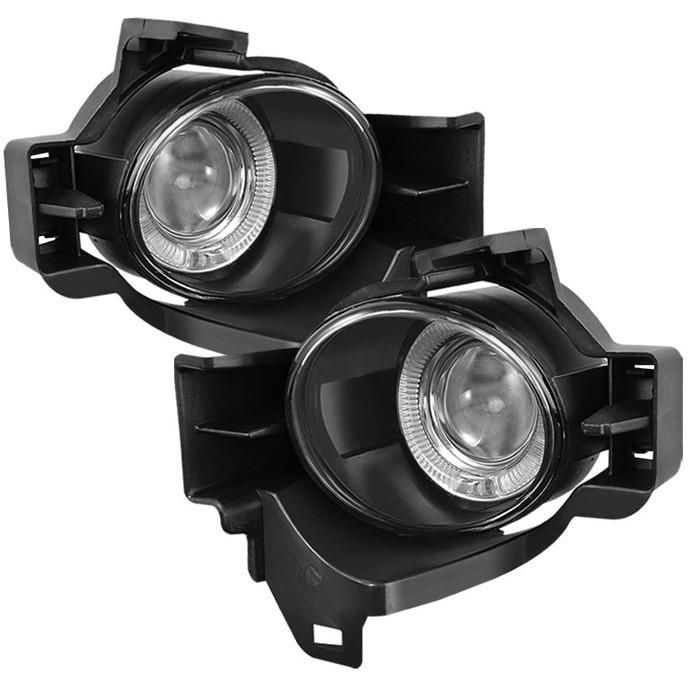 67 best my nissan images on pinterest car upholstery beds and nissan altima 10 12 4dr halo projector fog lights wswitch clear fandeluxe Choice Image