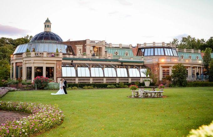 Manor West Orange NJ Wedding | The Manor Restaurant in West Orange, New Jersey - Stunning backdrop ...