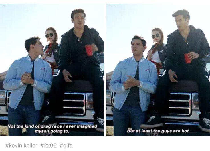 #Riverdale #2x06 #Kevin