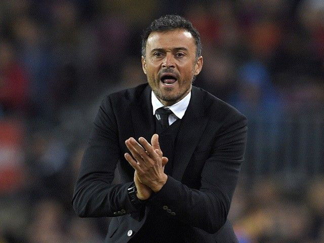 Luis Enrique pleased with Borussia Monchengladbach success #Champions_League #Barcelona #Football