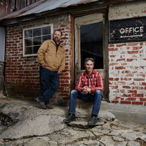 """Mike Wolfe, Frank Fritz, and their team are excited to return to Virginia They plan to film episodes of the hit series American Pickers throughout the region this spring.  American Pickers is a documentary series that explores the fascinating world of antique """"picking"""" on History."""