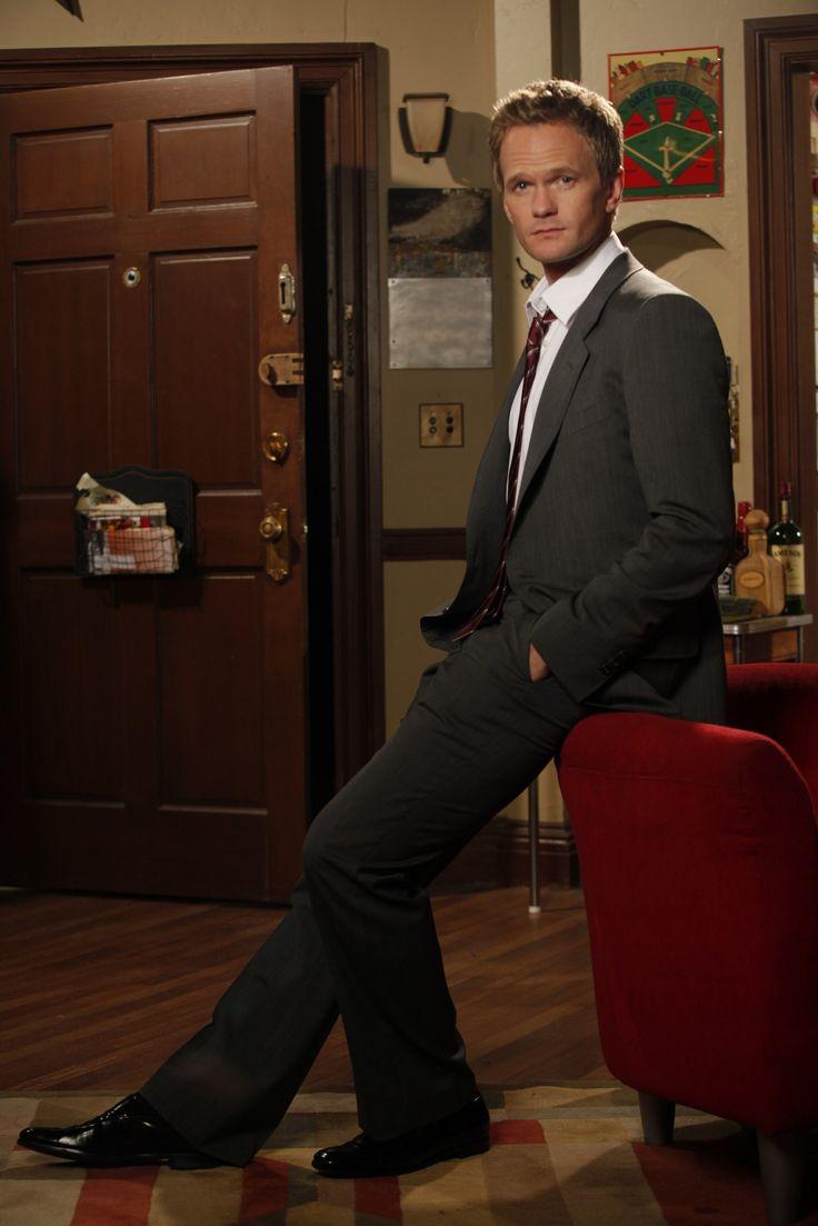 Neil Patrick Harris a.k.a Barney Stinson on How I Met Your Mother. I don't care if he's gay he's still hot!