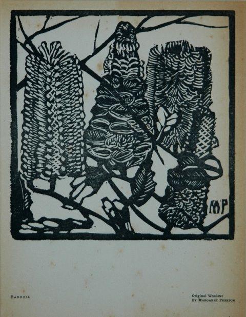 Margaret Preston print