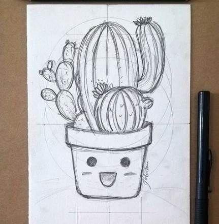 Painting Cactus Pots 56 Ideas