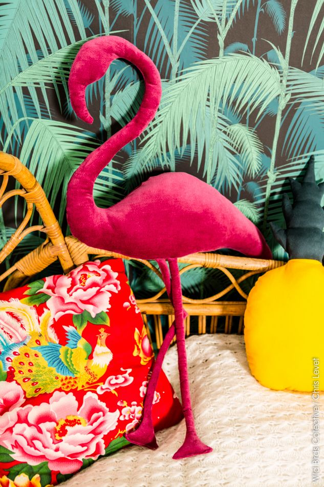 #diy #flamingo  - Wild Birds Collective