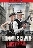 Bonnie & Clyde: Justified [DVD] [English] [2013]