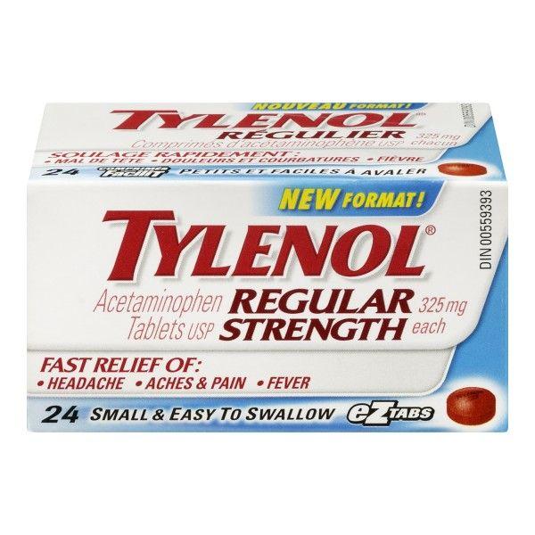 Tylenol Regular Google Search Tablet Tylenol Toronto