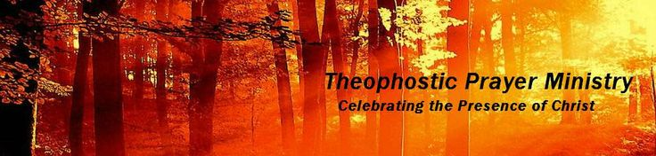 Official Site - Theophostic Prayer Ministry