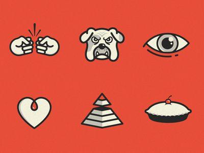Icon Development #icons #pictogram