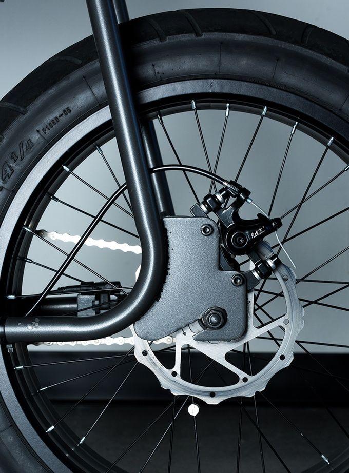 High Quality Disc Brakes Stop On A Dime Bike Eletrica Motos