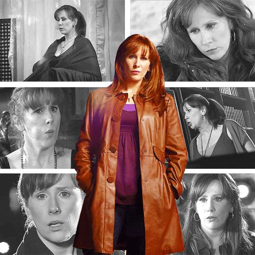 """I just want you to know there are worlds out there, safe in the sky because of her. And there are people living in the light and singing songs of Donna Noble a thousand million light years away. They will never forget her, while she can never remember. But for one moment, one shining moment, she was the most important woman in the whole wide universe.""-The Doctor."