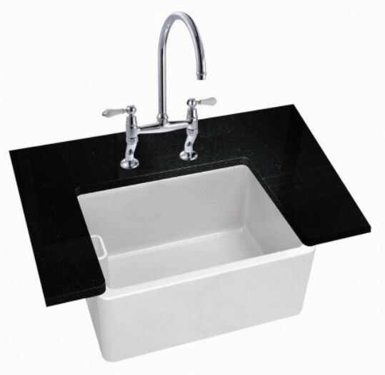 Worktop for belfast sink | Sink, Belfast sink, Kitchens ...
